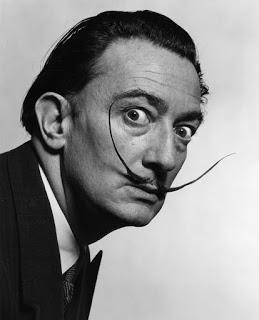 Salvador Dali 1954