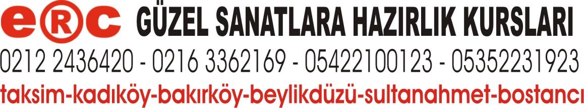 Bitmap in ERC GÜZEL SANATLARA HAZIRLIK LOGO