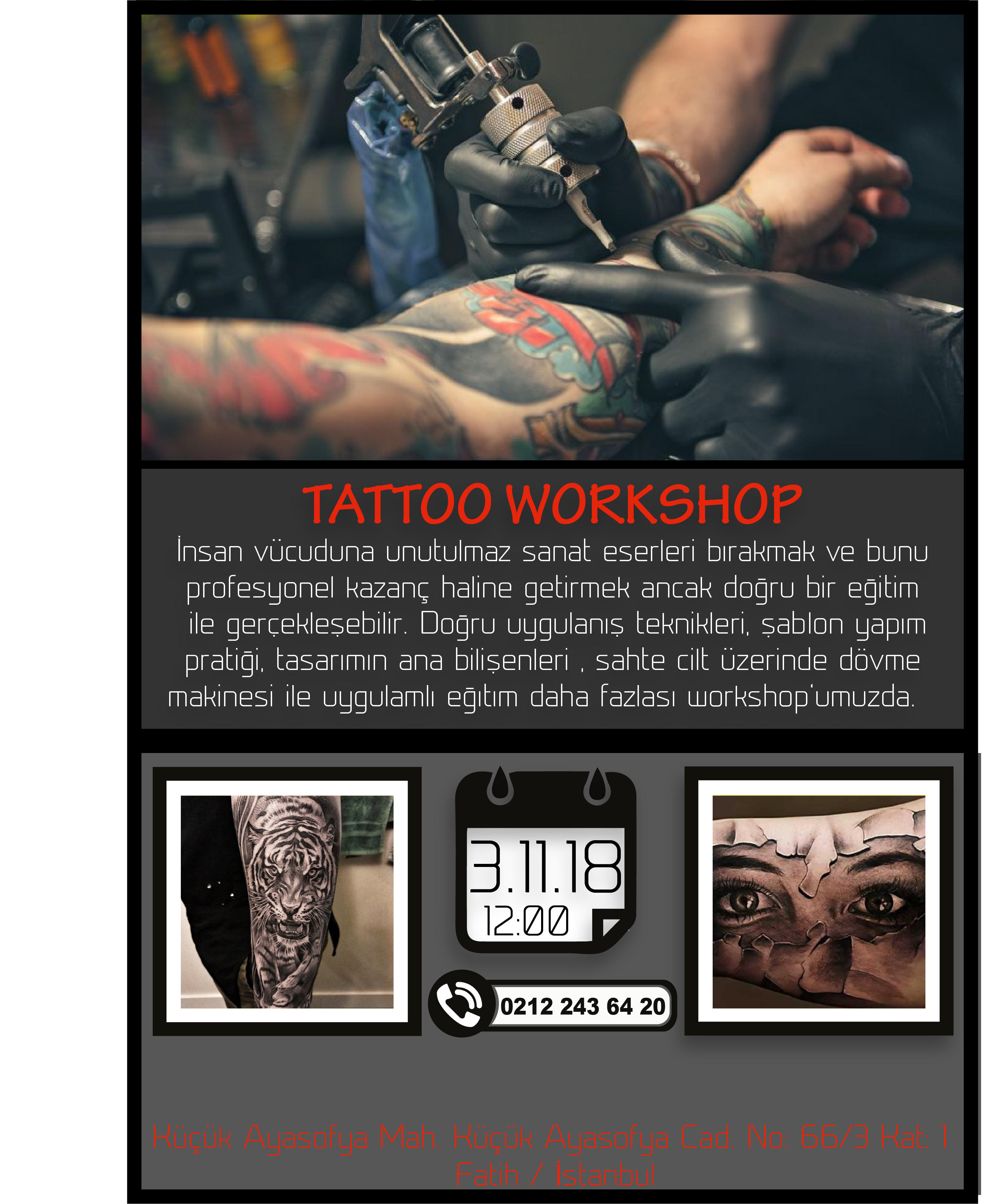 tatto workshop