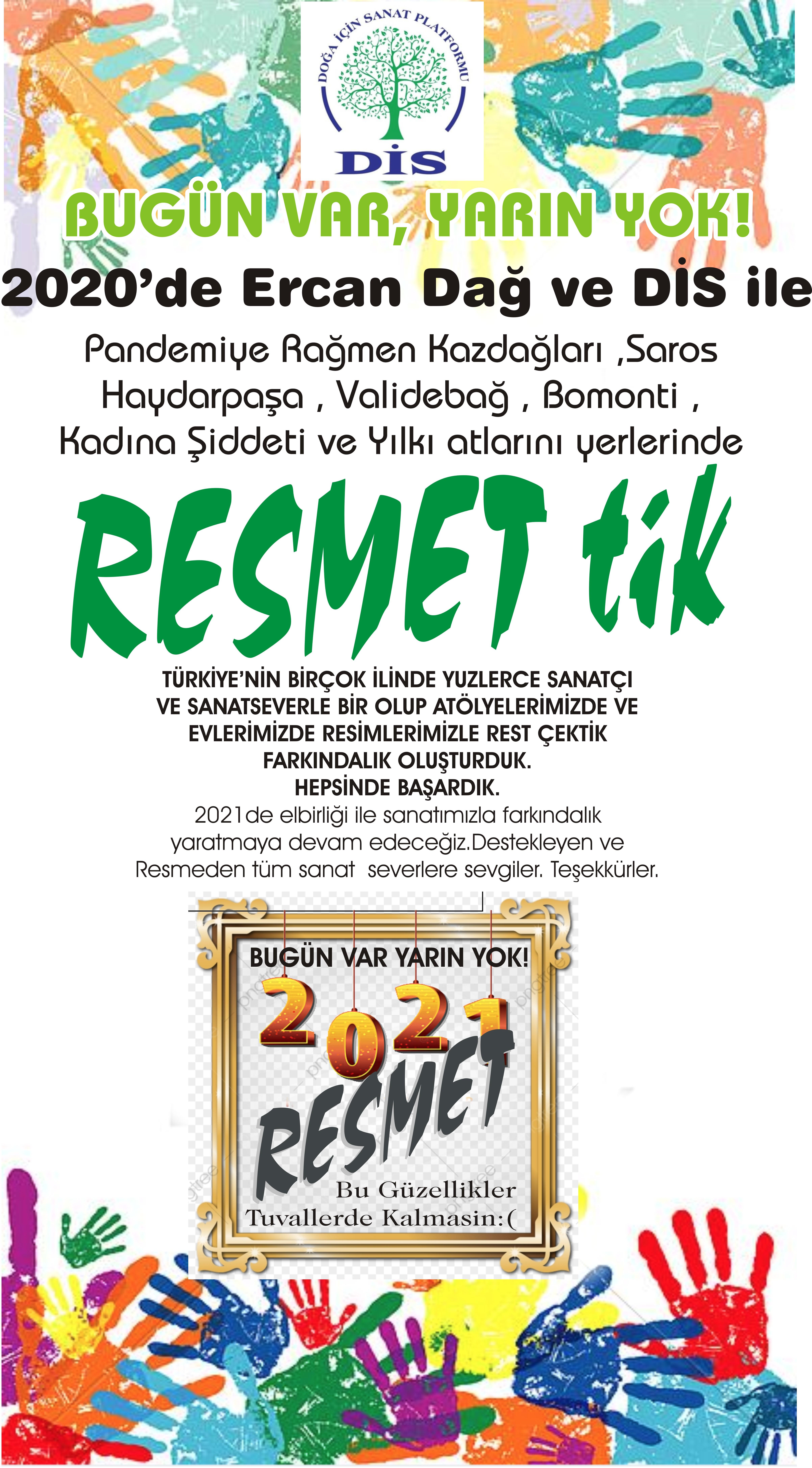 DİS RESMET